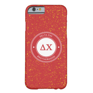 Delta Chi | Badge Barely There iPhone 6 Case