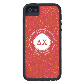 Delta Chi | Badge iPhone 5 Cases
