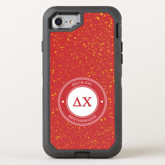 Delta Chi | Badge OtterBox Defender iPhone 8/7 Case