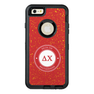 Delta Chi   Badge OtterBox Defender iPhone Case