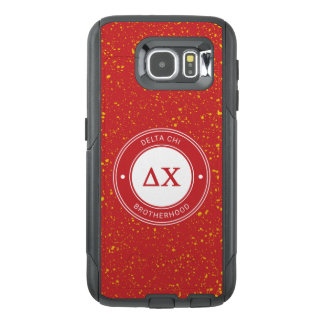 Delta Chi | Badge OtterBox Samsung Galaxy S6 Case