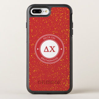 Delta Chi | Badge OtterBox Symmetry iPhone 8 Plus/7 Plus Case