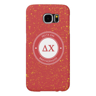 Delta Chi | Badge Samsung Galaxy S6 Cases