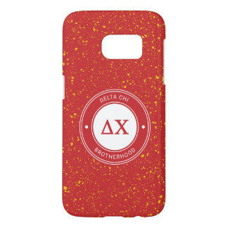 Delta Chi | Badge Samsung Galaxy S7 Case