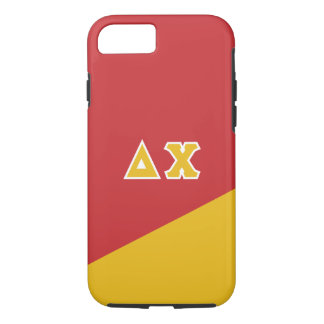 Delta Chi | Greek Letters iPhone 7 Case