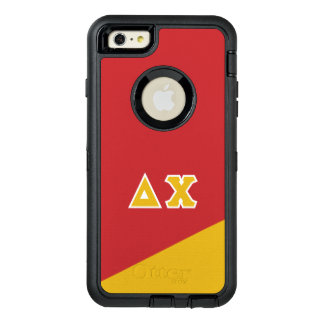 Delta Chi | Greek Letters OtterBox Defender iPhone Case