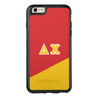 Delta Chi | Greek Letters OtterBox iPhone 6/6s Plus Case