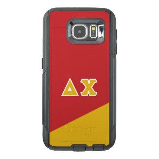 Delta Chi | Greek Letters OtterBox Samsung Galaxy S6 Case