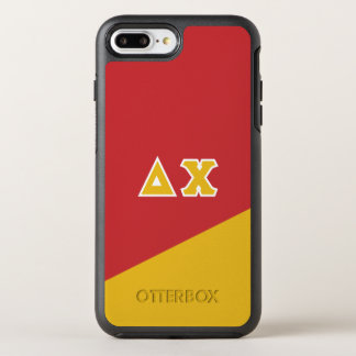 Delta Chi | Greek Letters OtterBox Symmetry iPhone 8 Plus/7 Plus Case