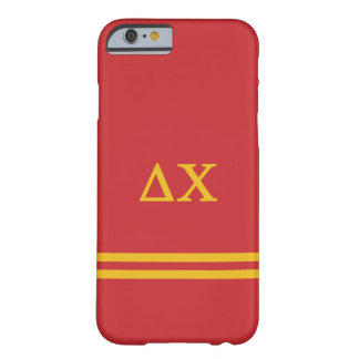 Delta Chi | Sport Stripe Barely There iPhone 6 Case