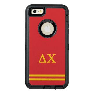 Delta Chi | Sport Stripe OtterBox Defender iPhone Case
