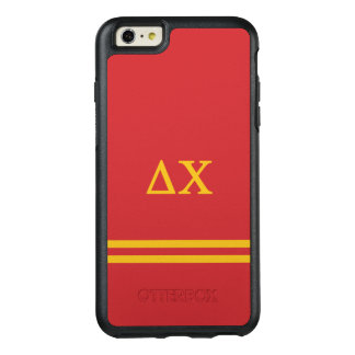 Delta Chi | Sport Stripe OtterBox iPhone 6/6s Plus Case