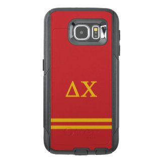 Delta Chi | Sport Stripe OtterBox Samsung Galaxy S6 Case