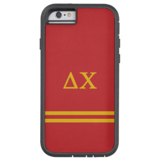 Delta Chi | Sport Stripe Tough Xtreme iPhone 6 Case