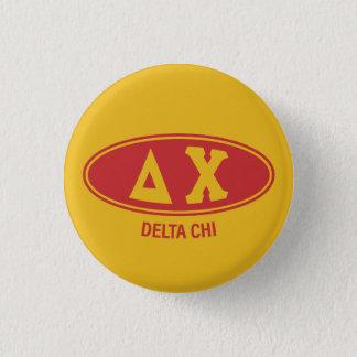 Delta Chi | Vintage 1 Inch Round Button