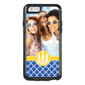 Delta Delta Delta | Custom Monogram Pattern OtterBox iPhone 6/6s Case