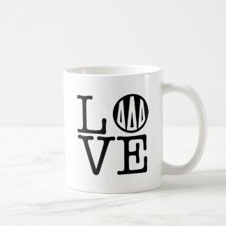 Delta Delta Delta | Love Coffee Mug