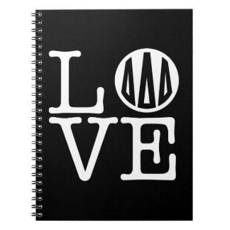 Delta Delta Delta | Love Notebook
