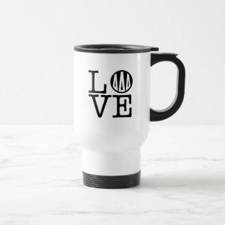 Delta Delta Delta | Love Travel Mug
