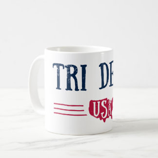 Delta Delta Delta | USA Coffee Mug