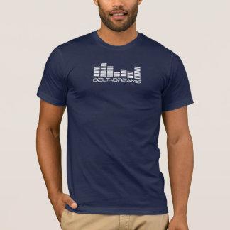 Delta Dreams T Shirt - Navy Blue