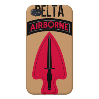 Delta Force iPhone 4 Hard Case iPhone 4/4S Cover