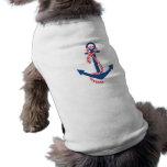 Delta Gamma Anchor Doggie Tshirt