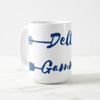 Delta Gamma | Arrow Coffee Mug