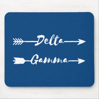 Delta Gamma | Arrow Mouse Pad