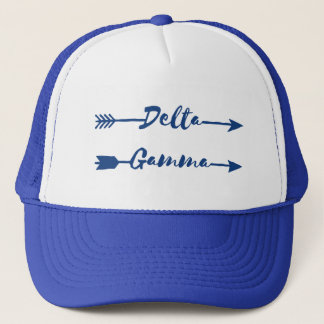 Delta Gamma | Arrow Trucker Hat