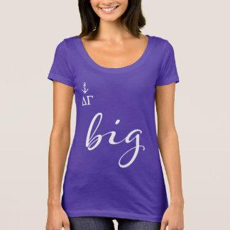 Delta Gamma | Big Script T-Shirt