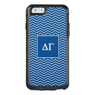 Delta Gamma | Chevron Patter OtterBox iPhone 6/6s Case