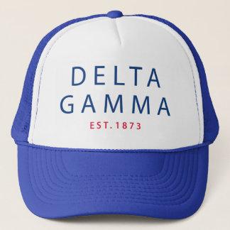 Delta Gamma | Est. 1873 Trucker Hat