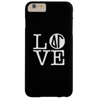 Delta Gamma | Love Barely There iPhone 6 Plus Case