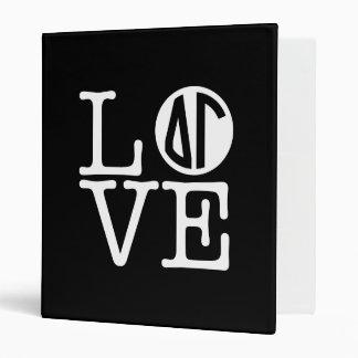 Delta Gamma | Love Binder