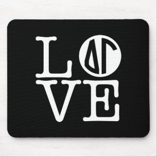 Delta Gamma | Love Mouse Pad