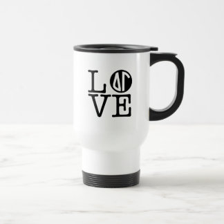 Delta Gamma | Love Travel Mug