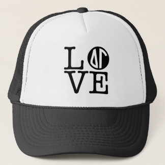 Delta Gamma | Love Trucker Hat