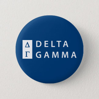 Delta Gamma | Stacked Logo 2 Inch Round Button