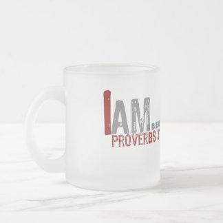 Delta inspired Christian mug