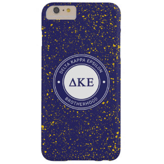 Delta Kappa Epsilon | Badge Barely There iPhone 6 Plus Case