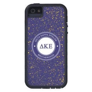 Delta Kappa Epsilon   Badge Case For The iPhone 5