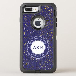Delta Kappa Epsilon | Badge OtterBox Defender iPhone 8 Plus/7 Plus Case