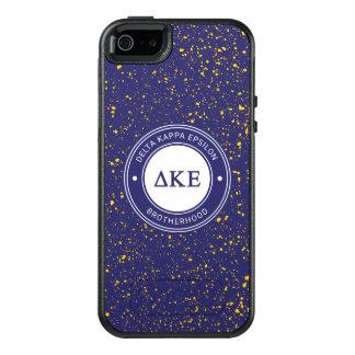 Delta Kappa Epsilon   Badge OtterBox iPhone 5/5s/SE Case
