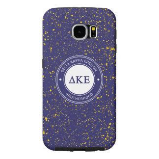 Delta Kappa Epsilon   Badge Samsung Galaxy S6 Cases