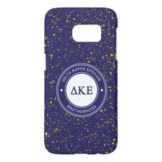Delta Kappa Epsilon | Badge Samsung Galaxy S7 Case