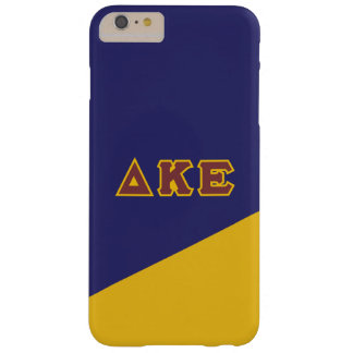 Delta Kappa Epsilon | Greek Letters.ai Barely There iPhone 6 Plus Case