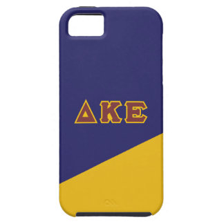 Delta Kappa Epsilon | Greek Letters.ai iPhone 5 Cases