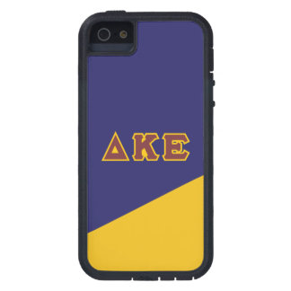 Delta Kappa Epsilon | Greek Letters.ai iPhone 5 Covers