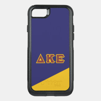 Delta Kappa Epsilon | Greek Letters.ai OtterBox Commuter iPhone 8/7 Case